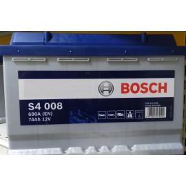 BOSCH S4 74.0 (евр. тип)