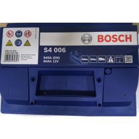 BOSCH S4 60.1 (евр. тип)