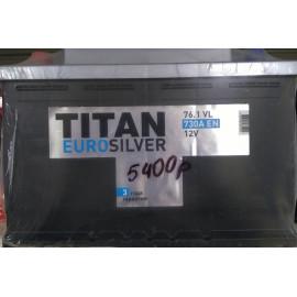 TITAN EUROSILVER 6СТ-76.0 VL