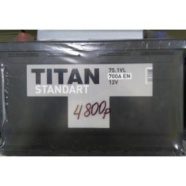 TITAN STANDART 6СТ-75.0 VL